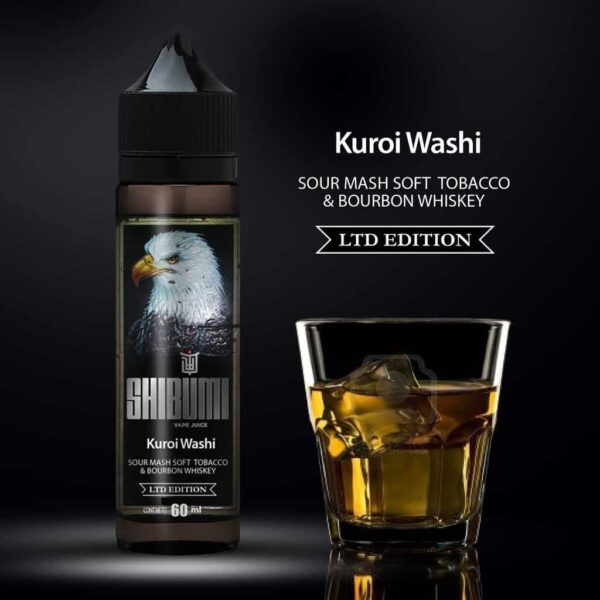 shibumi kuroi washi