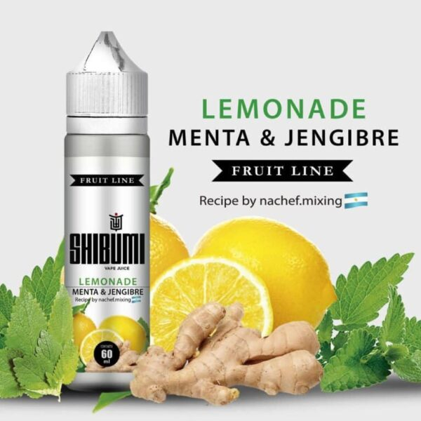 Shibumi Lemonade