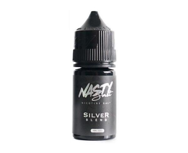 Nasty Juice Salt Silver Blend