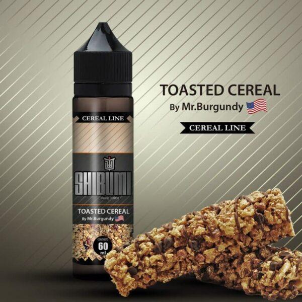 Shibumi Toasted Cereal