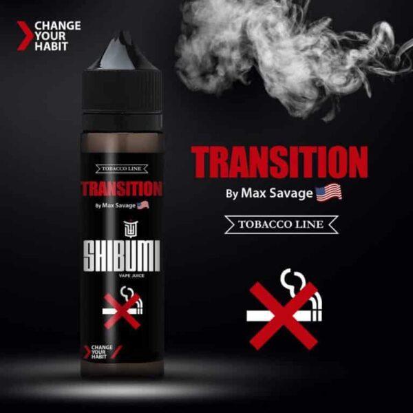 Shibumi Transition