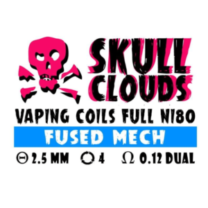 SKULL CLOUDS FUSED MECH 0.12