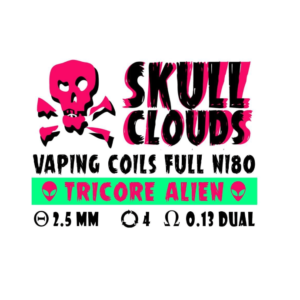 SKULL CLOUDS TRICORE ALIEN 0.13